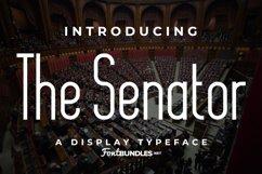 The Senator Product Image 1