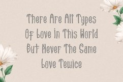 Marie Love Font Product Image 5