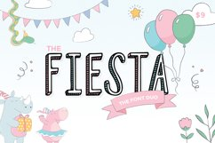 Fiesta Font Duo Product Image 1