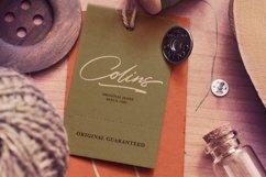 Colatin Script Product Image 3