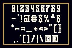 Holics Typeface Product Image 4