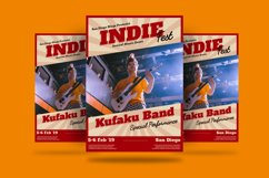 Indie Fest Flyer Product Image 1
