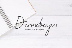Viyanillya Signature Font Product Image 6