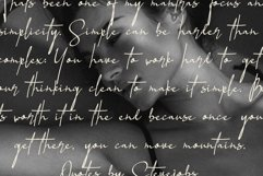 Avabelle Signature Script Font Product Image 3
