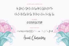 Amarylli Blossom Modern Handwritten Font Product Image 6