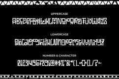 ETHNIQUE - Gaming Font Product Image 2