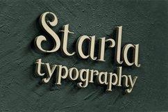Starla - Display Font Product Image 5