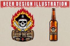 vector beer design illustration Product Image 6