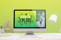 Hello wild | A New Flowers Font Product Image 2