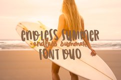 Endless Summer Font Duo Product Image 1