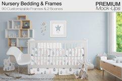 Nursery Beddings & Frames Pack Product Image 1