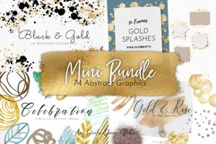 74 Abstract Graphics Bundle Product Image 1