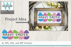 BUNDLED Easter Cutting Files KWDB032 Product Image 6