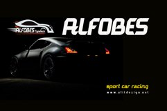 Alfobes typeface Product Image 2