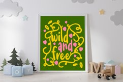 King Coalifa - A Cute Crafted Font Product Image 4