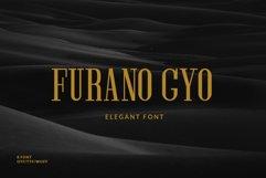 Furano Gyo font Product Image 1