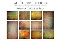 10 Fine Art AUTUMN Textures SET 4 Product Image 1