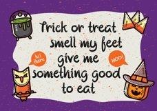 Web Font Spooky Tricks Product Image 5