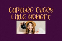 Twinkle Spark - Quirky Handwritten Font Product Image 6