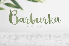 Barburka Font Product Image 1