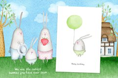 Animals. Cutest Watercolors Product Image 3
