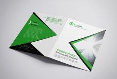 Company Bifold Brochure Product Image 4