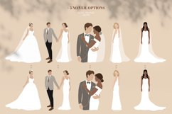 Wedding Collection. Modern Abstract Graphics. Product Image 4