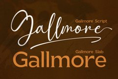 Gallmore // Chic Font Duo Product Image 2