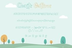 Web Font Chaste Display 3 Font Product Image 3