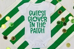 Web Font Feelin' Lucky - A St. Patrick's Day Font Product Image 3