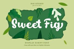 Sweet Fig Product Image 1