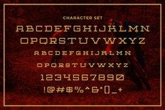 Web Font Lumenos Product Image 4