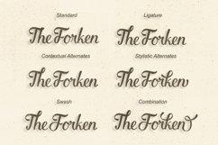 Laskar Script Product Image 2
