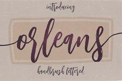 Orleans Script Font Duo Product Image 6