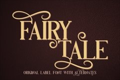 Fairy Tale Product Image 1