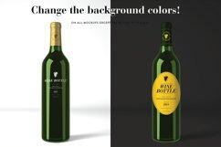 Wine Mockup Set - Photoshop PSD Product Image 3