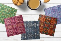 Abstract Ethnic Colorful Seamless Pattern Product Image 2