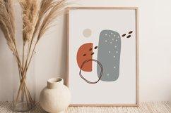 Boho Abstract PRINT, Abstract Wall Art, Minimal Print Product Image 3