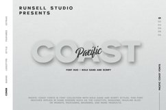 PACIFIC COAST Font + Extras Product Image 1