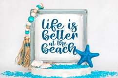 Beach Life - A Hand-Lettered Script Font Product Image 4