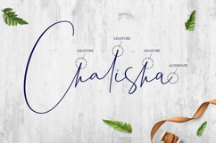 Chalisha Modern Calligraphy Product Image 6