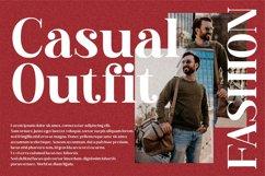 Hustle Actlife - Beautiful Serif Font Product Image 4