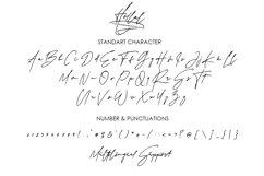 Hillal - A Stylish Signature Font Product Image 6