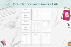 Best Seller Business and Life Weekly Planner Printable PDF Product Image 5