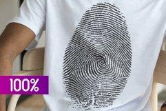 T-Shirt Mock-Up 2018 #24 Product Image 5