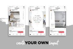 Interior Designer Instagram Posts Template | CANVA Product Image 4