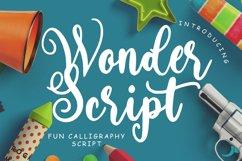 Wonder Script Fun Calligraphy Product Image 1
