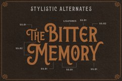 The Wanters - Display Typeface Product Image 3