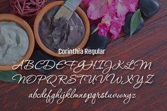 Corinthia 2 Font Set Product Image 5