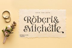 Berliana Lovely Serif Product Image 5